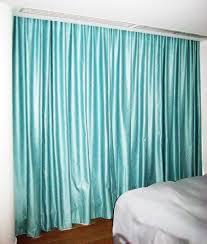 z0011 u2013 modern sky blue blackout curtains