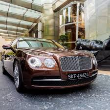 bentley indonesia exquisite media experiences the st regis singapore