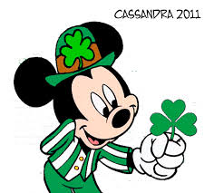 mickey mouse st patrick u0027s day freebie st patrick s day luck