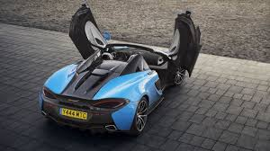 2018 mclaren 570s spider a total of 20 exterior colours are