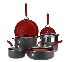 Cuisinart Dishwasher Safe Anodized Cookware Technique 11 Pc Hard Anodized Dishwasher Safe Cookware Set W
