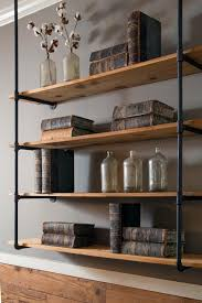 iron off the living room wood bookcase shelves display showcase flower jewelry rack shelf ikea make your bookshelves shelfie worthy with inspiration from fixer