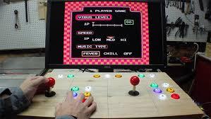 raspberry pi mame cabinet how to make a retro arcade machine diygadgets