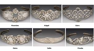 make silver bracelet cuff images Spoon jewelry spoon cuff bracelet jpg