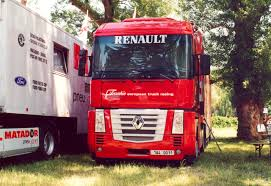 renault truck magnum renault magnum frankie european truck racing camping lodenica