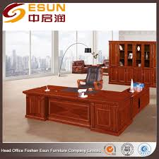 Wood Office Furniture by Wooden Office Table Design Specifications Wooden Office Table