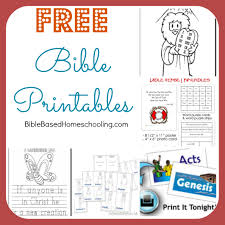 5 best images of free printable bible activity sheets printable