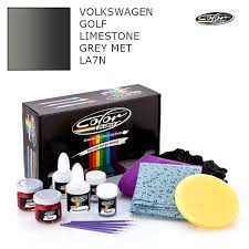 volkswagen touch up paint volkswagen golf limestone grey met