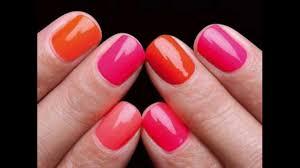 bright and beautiful nail polish shades for gloomy and winter