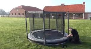 in ground trampolines u2013top 3 brands on the market trampoline reviews
