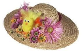 easter bonnets easter bonnets hemsley house day nursery