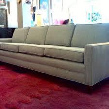 Black Leather Mid Century Sofa Furniture Comfort Mid Century Modern Ganecovillage