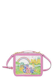 my pony purse here s where you can get moschino s my pony capsule