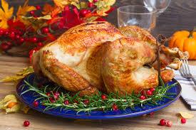 roast chicken food plate berry