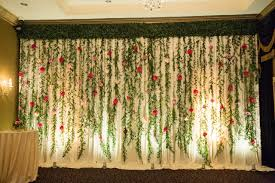 wedding backdrop greenery wedding backdrops and drapes wedding flowers and decorations