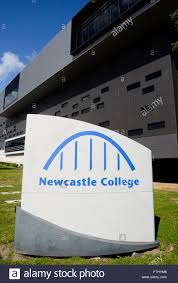 newcastle college stock photo royalty free image 90749352 alamy