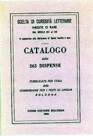 casa editrice bologna un sacco di libri arnaldo forni libraio antiquario editore