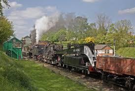 trains cranes u0026 mail by rail 6 u0026 7th july great central railway