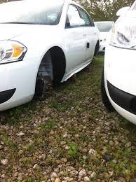 philly cop car get u0027s it u0027s wheels jacked funny