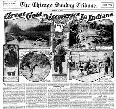 Chicago Tribune News Desk Environmental History Hoosier State Chronicles Indiana U0027s
