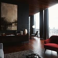 this week u0027s dream home dark elegant interior design