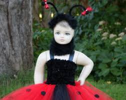 Lady Bug Halloween Costume Lady Bug Costume Etsy