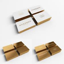 visitenkarten design kostenlos goldene visitenkarte design der kostenlosen psd