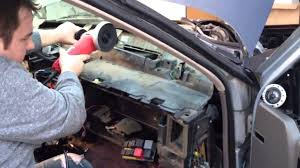 2001 jeep grand heater replacement not a how to heater access in a grand