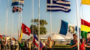 Flags Of The Wrld Anmeldestart Zum World Scout Jamboree 2019 Pfa De