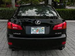 2006 lexus is250 for sale by owner 2006 lexus is 250 for sale in fort myers fl stock 017179