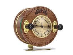 Bling Alarm Clock Peetz Classic Reel Clock Peetz Outdoors