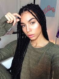 black hairstyles 2015 with braids to the side the 25 best box braids ideas on pinterest black braids box