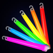 glow sticks glow stick assorted