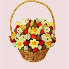 fruit flowers baskets gifts for fruit gift baskets to treat fruity co uk