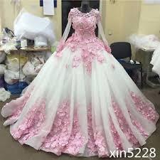 cinderella wedding dress princess wedding dress gown pink flower chaple cinderella