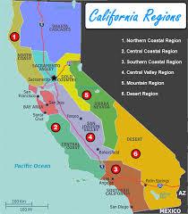 california map regions california regions maestra toro