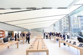 Apple Retail Jobs Apple Reveals New Retail Store Design In San Francisco Building