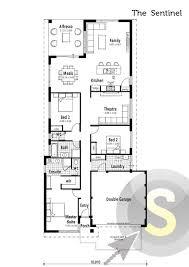 Best Smart Home Floorplans Images On Pinterest Theatre - Smart home design plans