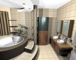 neat bathroom ideas decoration ideas simple and neat brown travertine tile wall in