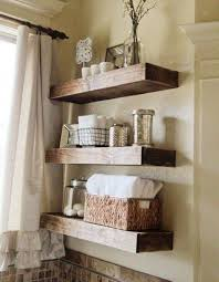 Decorating Bathroom Shelves Bathroom Shelf Decorating Ideas