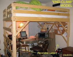 Solid Wood Loft Bed Plans by Loft Beds Wood Loft Bed Plans 88 Free Diy Bunk Bed Decoration