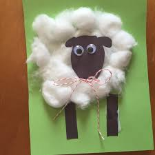 cotton ball sheep davis clan youtube
