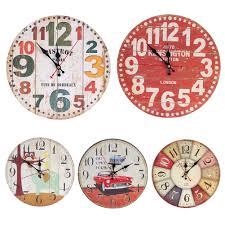 Grande Horloge Murale Pas Cher by Achetez En Gros Bois Horloge Murale En Ligne à Des Grossistes Bois