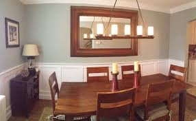 dining room chair rail ideas inspiration of dining room paint colors with chair rail with