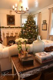 christmas livingroom how to bring christmas into your home inspired by the southern