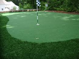 Backyard Golf Green by Simple Steps To Create A Backyard Putting Green Image With Amazing