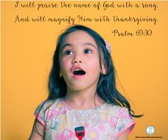 Praise God Meme - bible fun for kids wordless wednesday praise god with a song