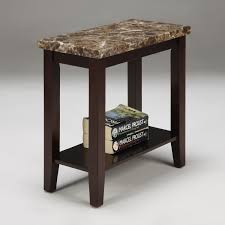 Narrow Accent Table by Furniture Small Chairside Tables For Inspiring End Table Design