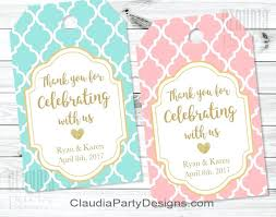 Thank You Tags Wedding Favors Templates by Thank You Wedding Favor Tags Untag