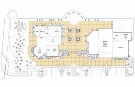 Barber Shop Floor Plan La Posada Treasure Shoppe U2014 Tucson Az Architects Lizard Rock